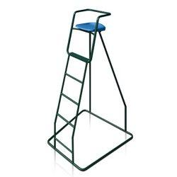画像1: テニス審判台鉄製 座高さ1850mm